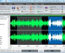 Yo voy a editar archivos de música y voz