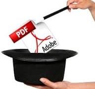 Yo voy a rediseñar un documento de word, pdf
