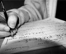 Yo voy a componer una música original para tí