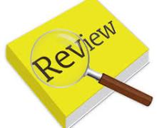 Yo voy a escribir un review positivo