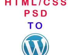 Yo voy a hacer tema de wordpress de css3 html5 o psd