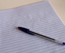 Yo voy a escribir canciónes para tu proyecto