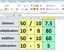 Yo voy a crear fórmula de Excel y realizar cualquiera de cálculo Excel