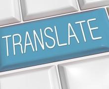 Yo voy a traducir cualquier documento para español