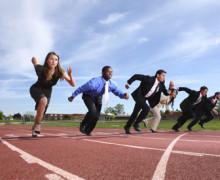 Yo voy a escribir artículos y blogs sobre el espíritu empresarial
