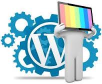 Yo voy a crear, personalizar o fijar su sitio web wordpress