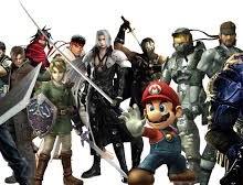 Yo voy a escribir un artículo profesional sobre videojuegos
