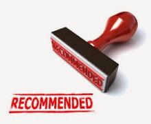 Yo voy a escribir una carta de recomendación convincente