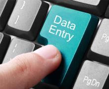 Yo voy a hacer la entrada de datos, copiar y pegar desde sitios web o PDF a Excel