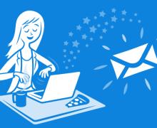 Yo voy a escribir EMAILS cortos pero eficaces para su campaña de marketing por correo electrónico